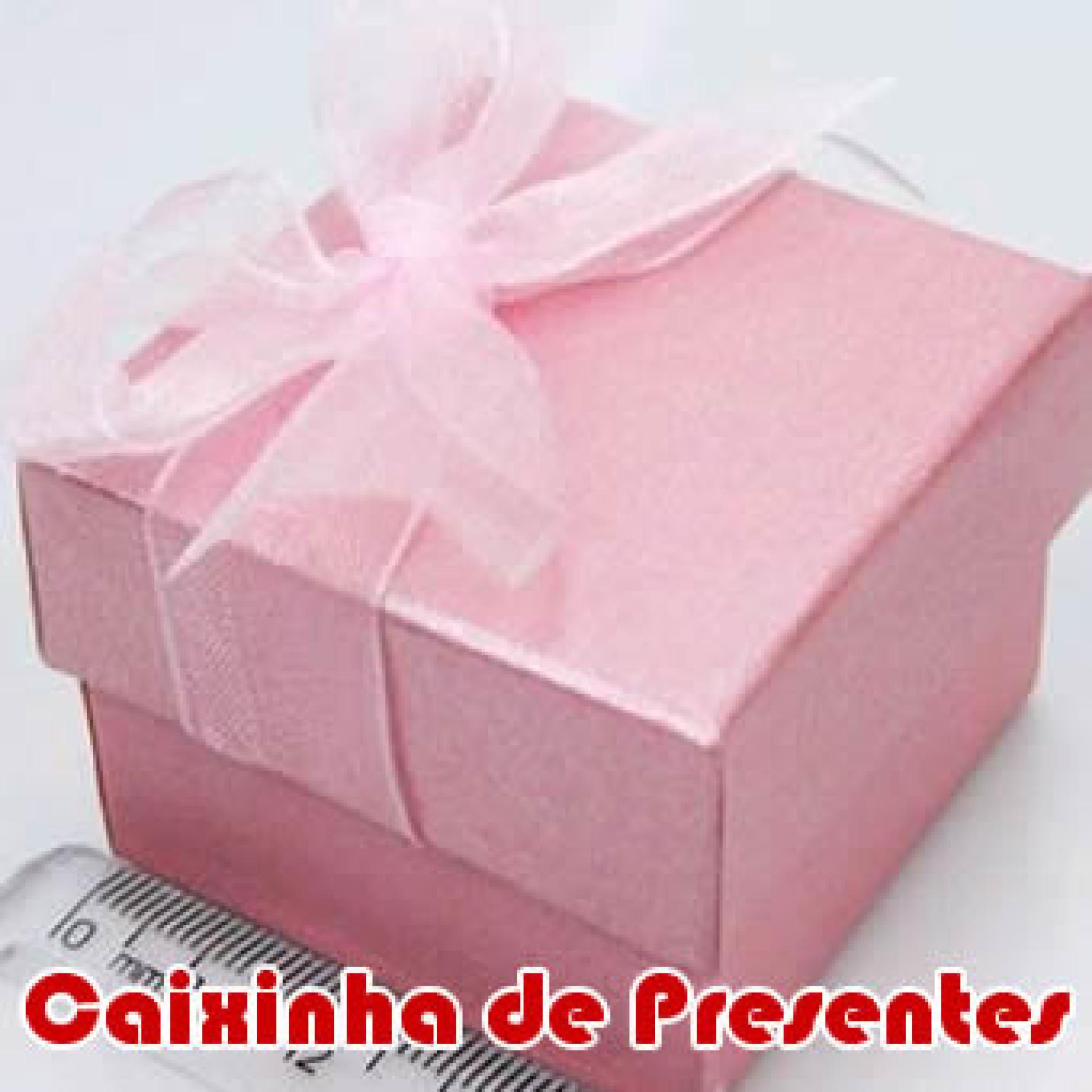 Como fazer uma caixinha de presentes