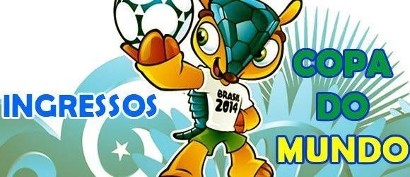 como comprar ingressos fifa copa do mundo 2014