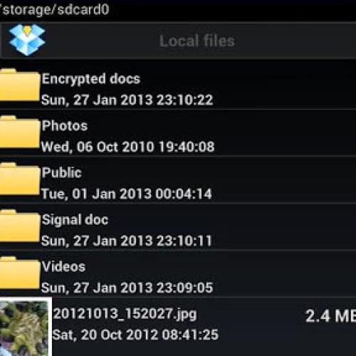 Como fazer para compactar arquivos no Celular ou Tablet Android