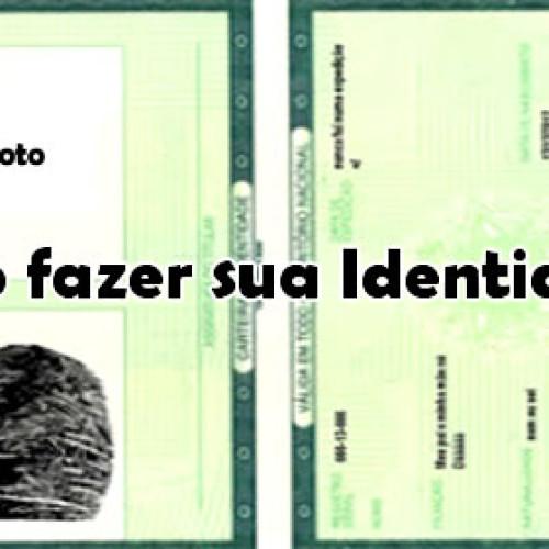 Como fazer RG – Carteira de identidade