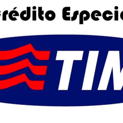 Como emprestar credito TIM