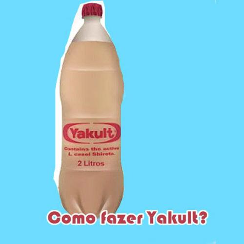 Como fazer Yakult caseiro