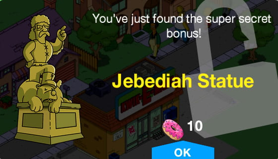 rosquinhas donuts simpsons tapped out gratis