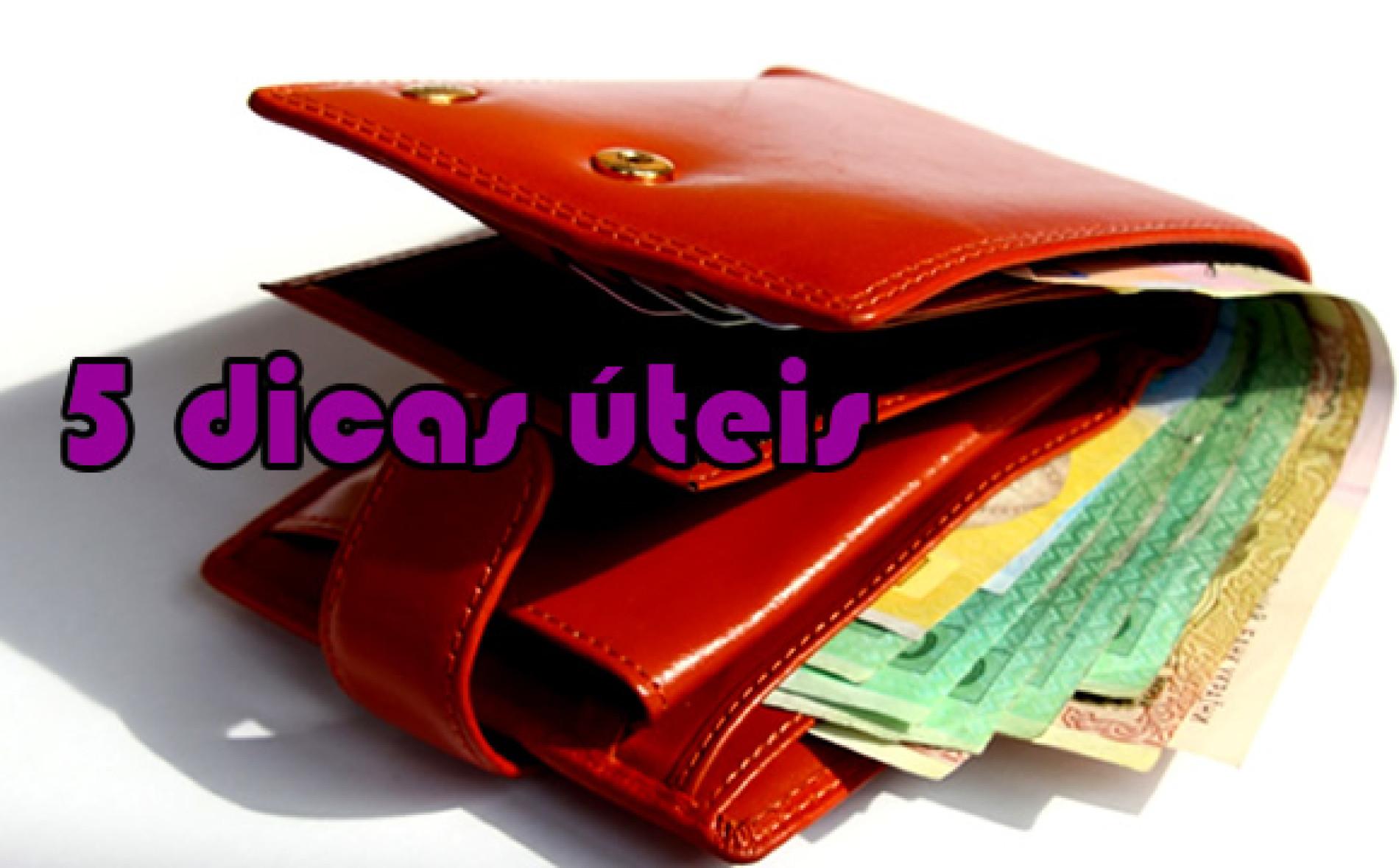 Perdi minha carteira! 5 dicas de como organizar e ser preventivo