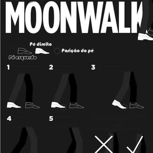 Como fazer um moonwalk