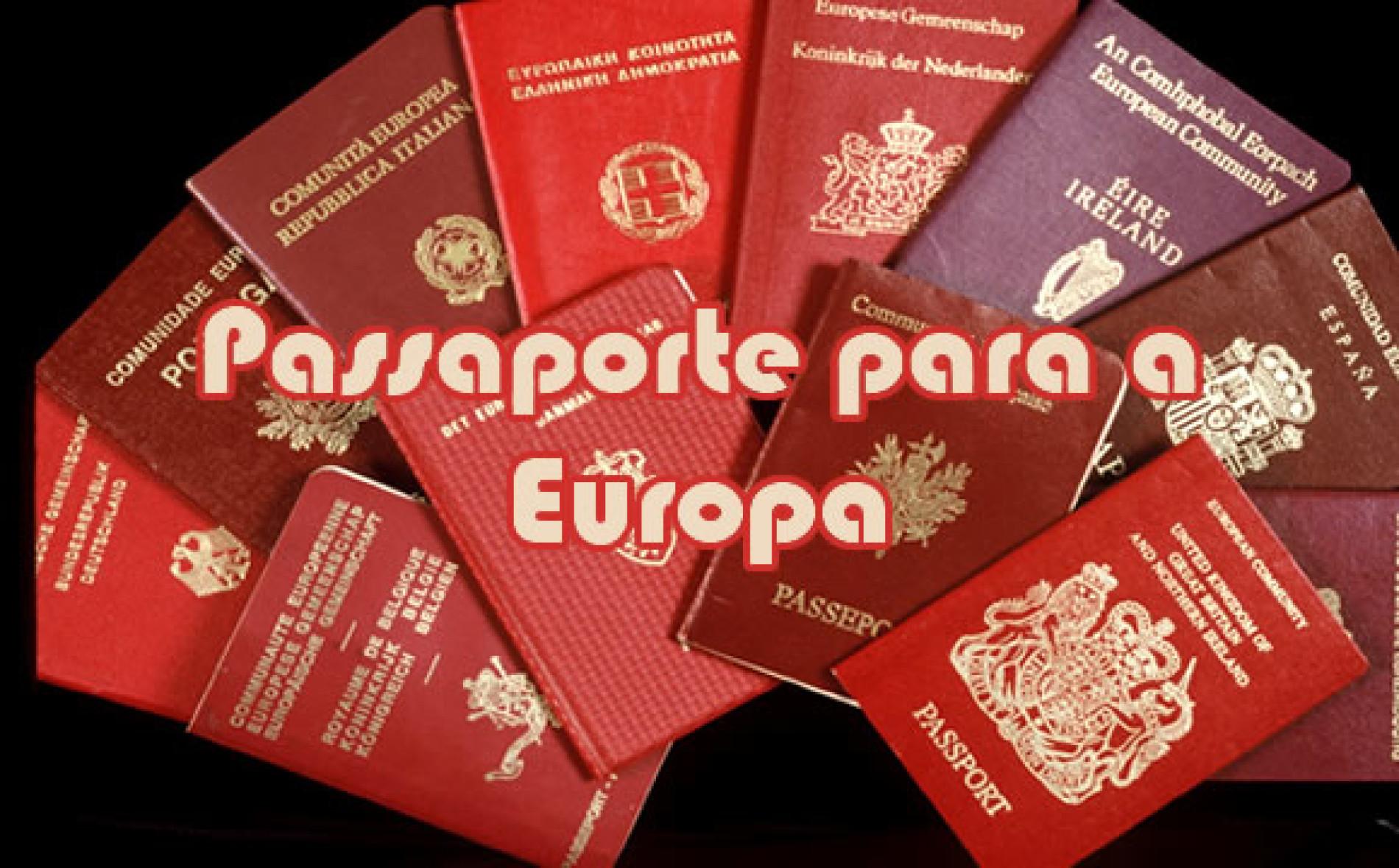 Novo Passaporte para a Europa