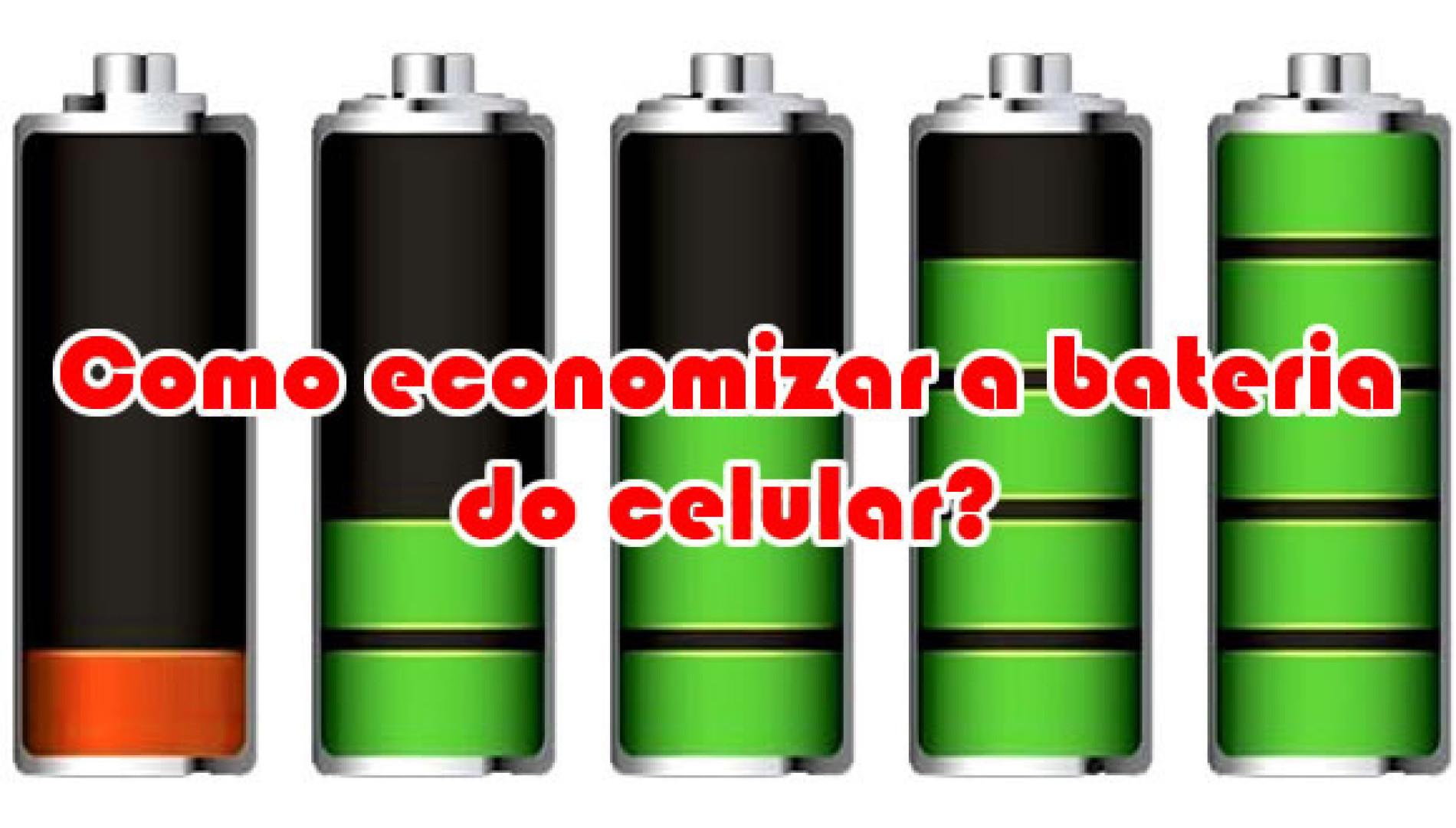 Como fazer a bateria do meu celular smartphone durar mais?