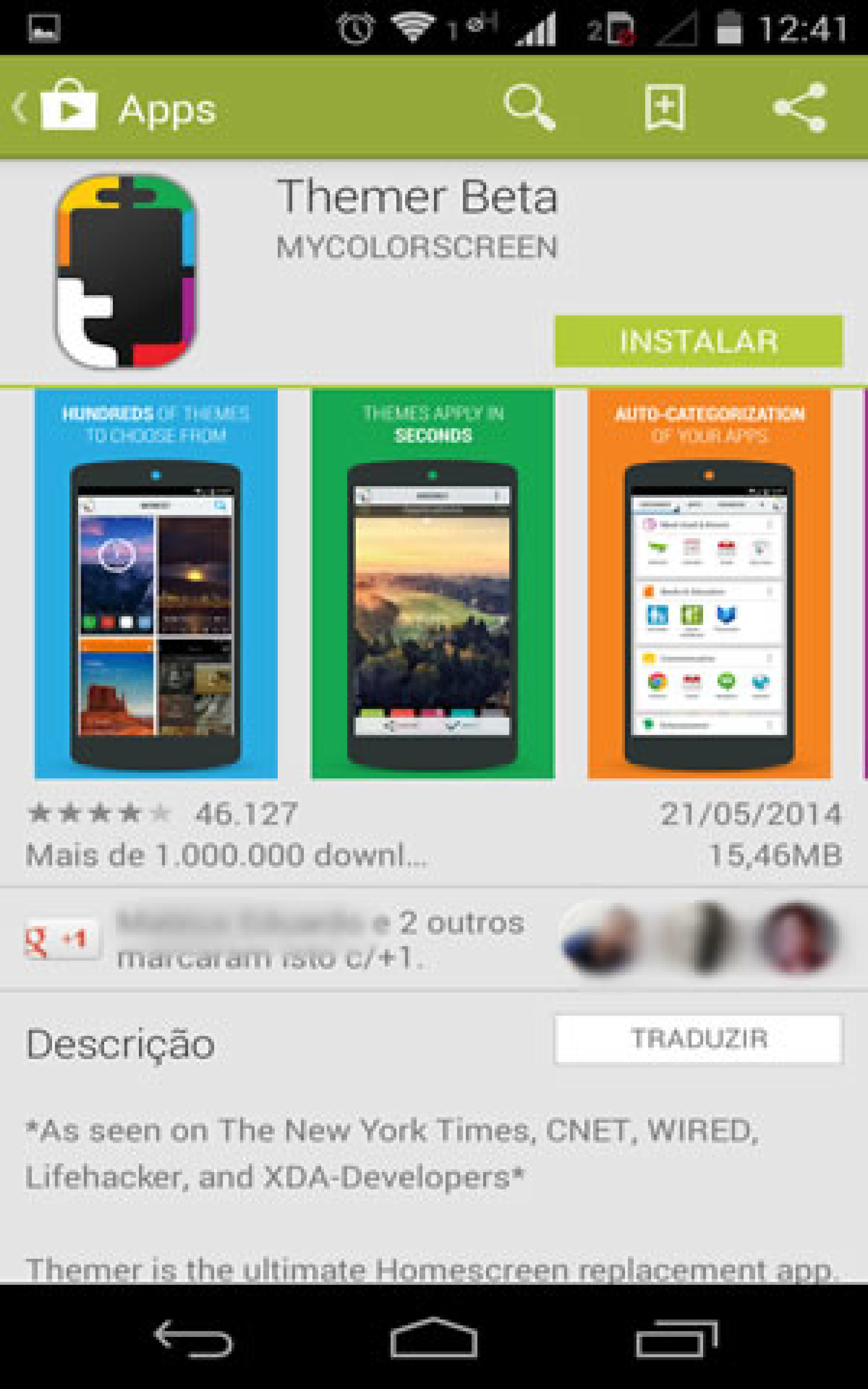Como mudar o tema do meu celular smartphone Android