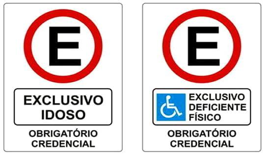 como fazer cartao de estacionamento idoso deficiente