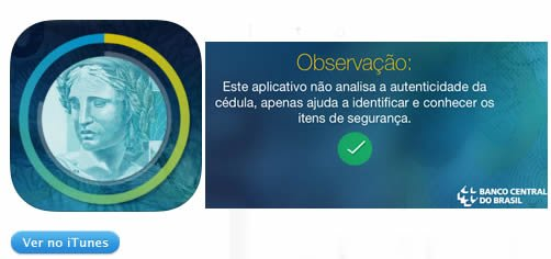 dinheiro brasileiro aplicativo app store