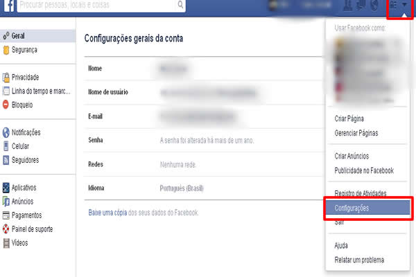 como bloquear o play automatico videos facebook