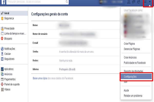 como bloquear o play automatico videos facebook