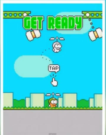 start swing copters flappy bird
