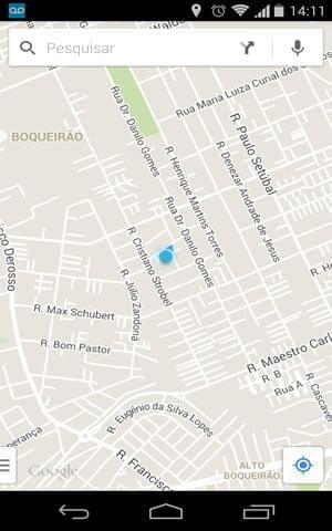 pesquisar mapas offline google maps