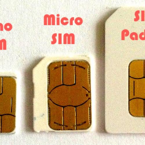 Como transformar um chip de celular em micro chip ou nano