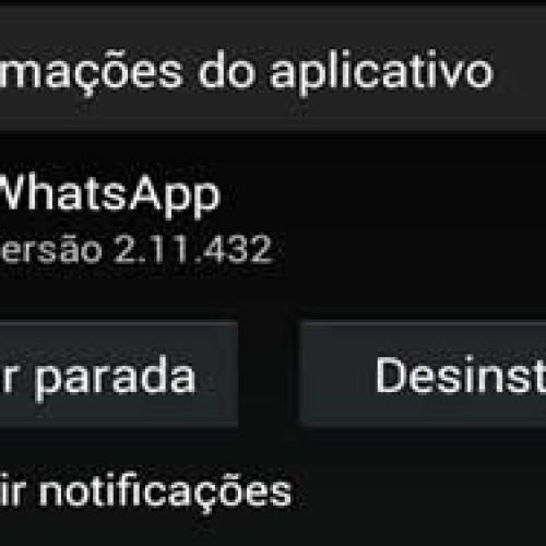 WhatsApp agora mostra quando a mensagem foi visualizada
