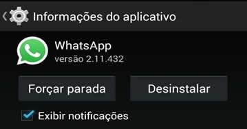 whatsapp atualizado