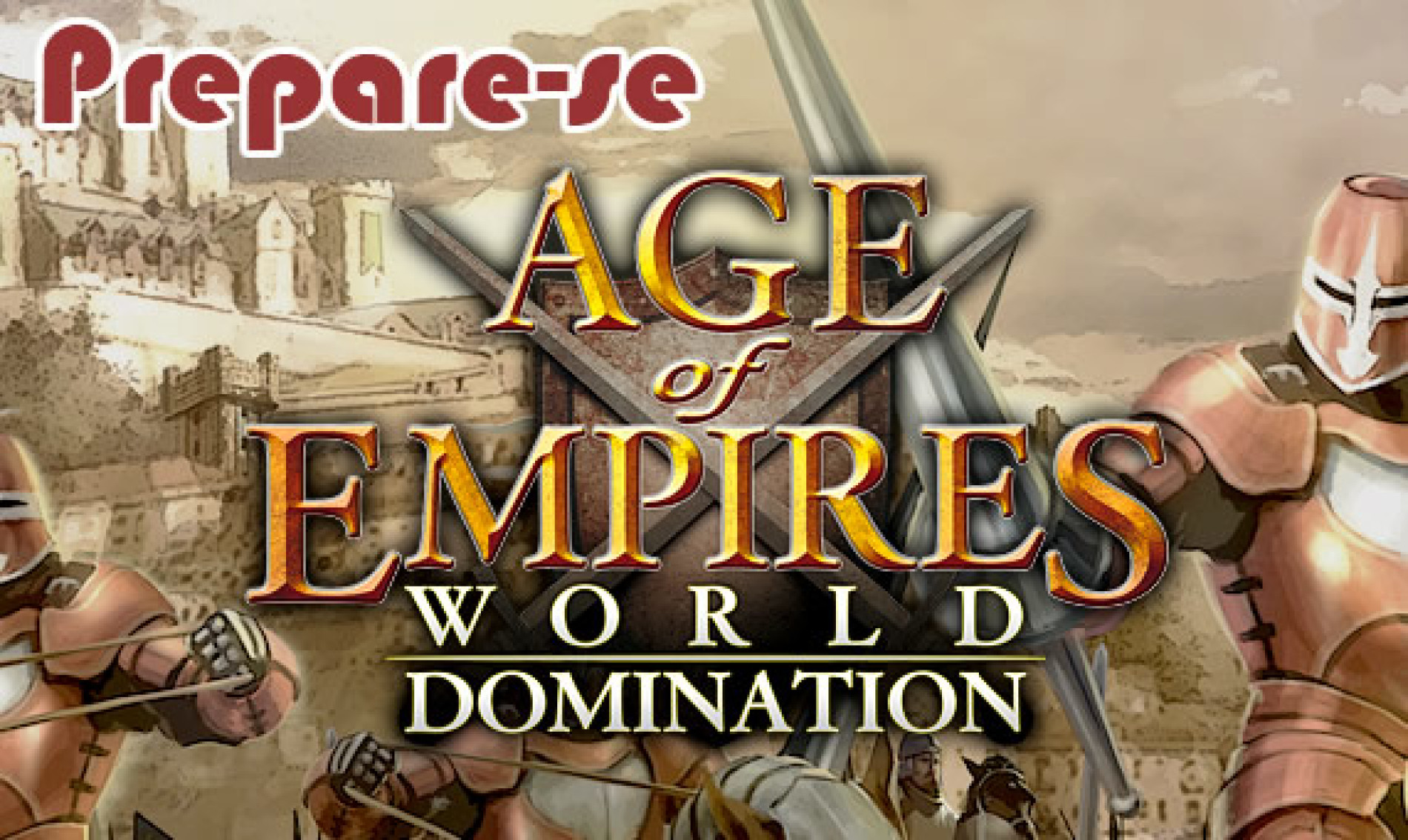Age of Empires IV AOE4 para celular smartphone Android e IOS
