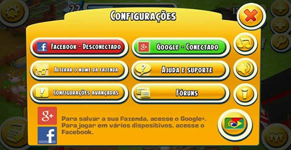 hay day problemas facebook