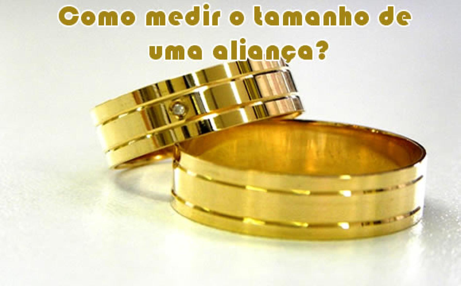 Saiba qual o tamanho certo do anel para seu dedo – Medidor de aros