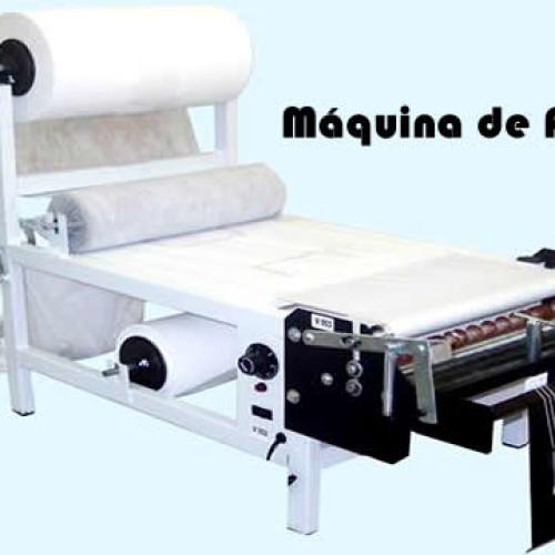 Máquina de fraldas, um ótimo investimento a você empresário