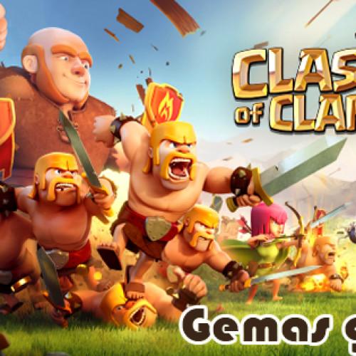 Clash of Clans dicas de gemas gratis