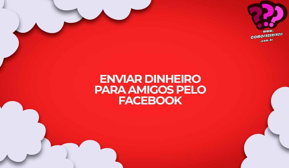 facebook messenger transferencia dinheiro