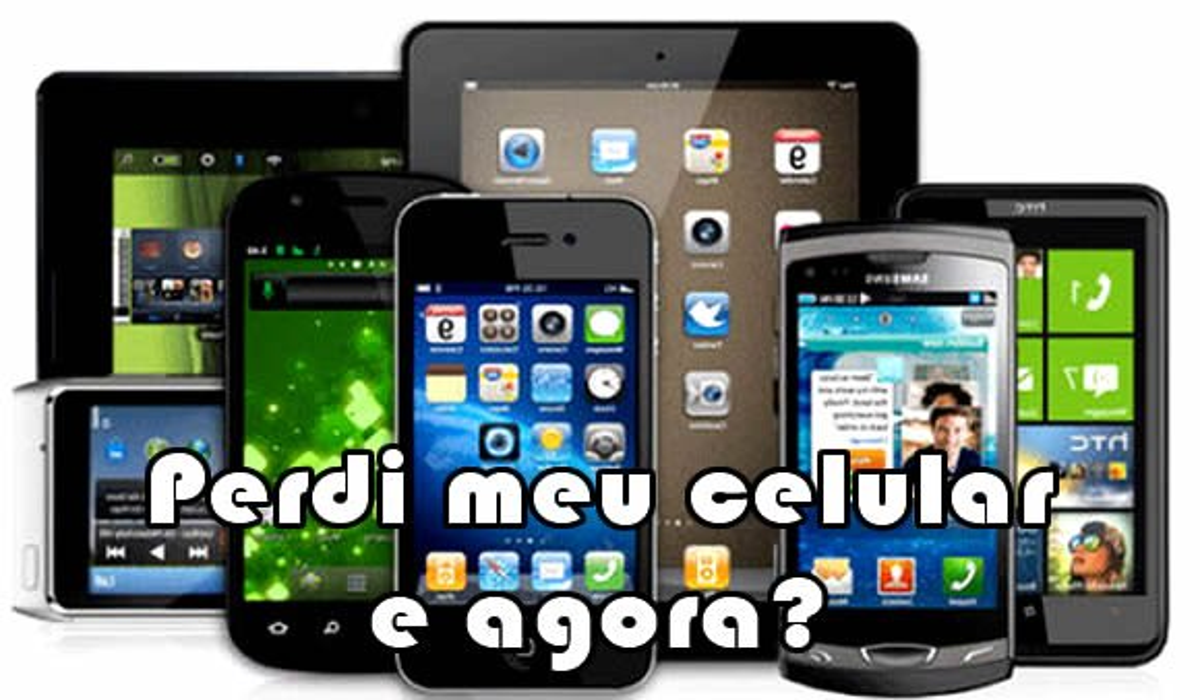 celulares perdidos ou roubados