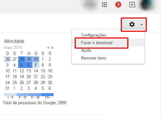 fazer download pesquisas google