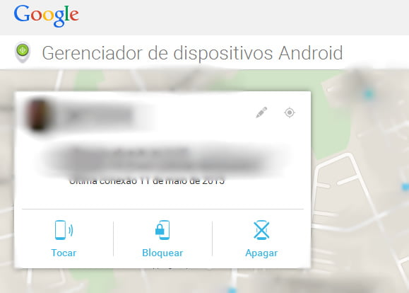 find my phone google