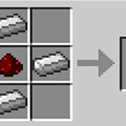 Como fazer bússola compass no Minecraft