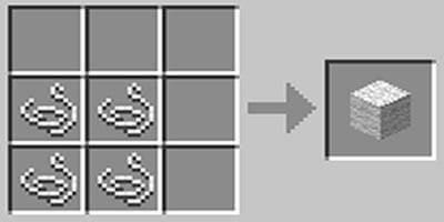 como fazer la wool no minecraft