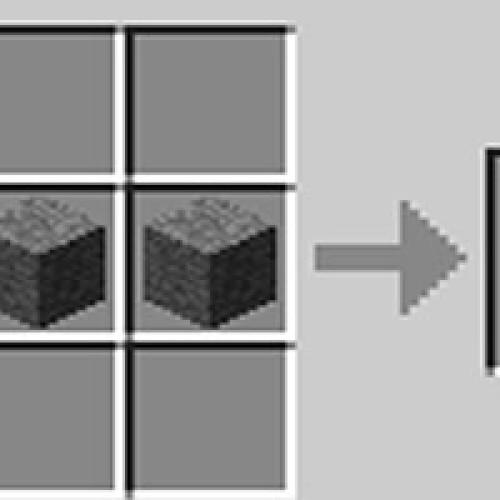 Como fazer lajes slabs no Minecraft