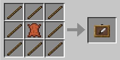 como fazer moldura minecraft