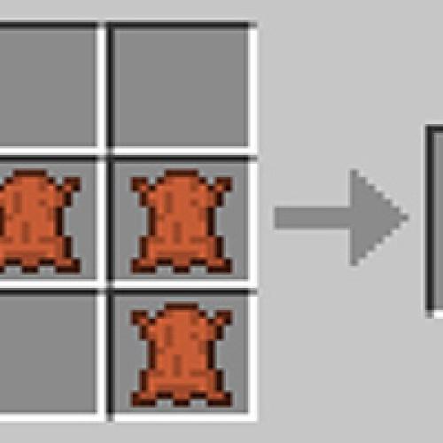Como fazer capacete helmet no Minecraft