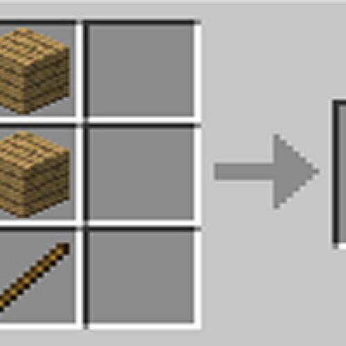 Como fazer espadas swords no Minecraft