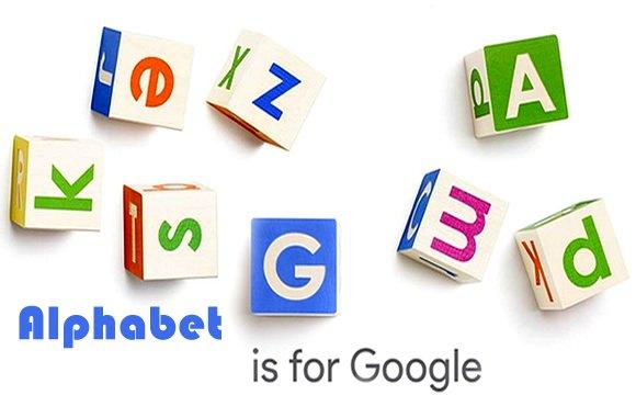 alphabet e o novo google