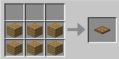 como fazer alcapao trapdoor no jogo minecraft
