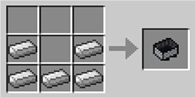 como fazer um carrinho de mineracao no minecraft