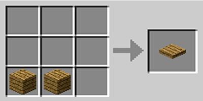 como fazer uma placa de pressao jogo minecraft