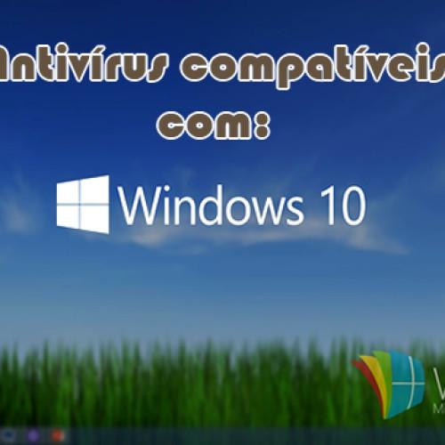 Antivirus compativeis com windows 10 – Confira a lista