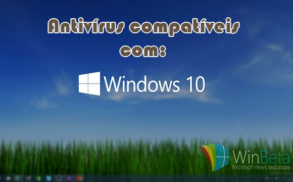 lista de antivirus compativeis com windows 10
