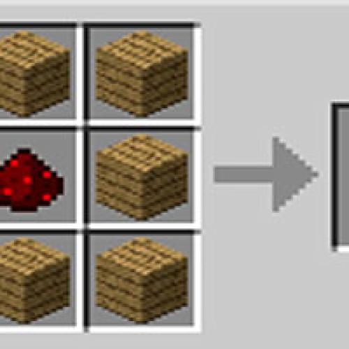 Como fazer um bloco musical no Minecraft