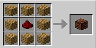 como fazer bloco musical note block jogo minecraft