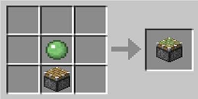 como fazer pistao grudento jogo minecraft