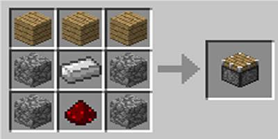 como fazer um pistao no jogo minecraft