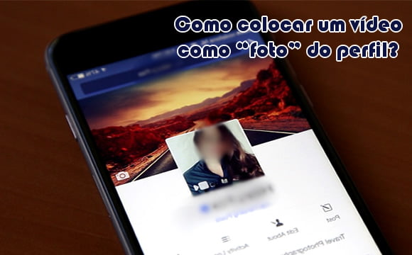 como colocar video na foto do perfil 2016