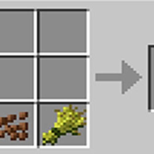 Como fazer um biscoito cookie no Minecraft