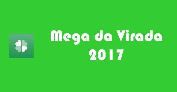 mega sena da virada 2017