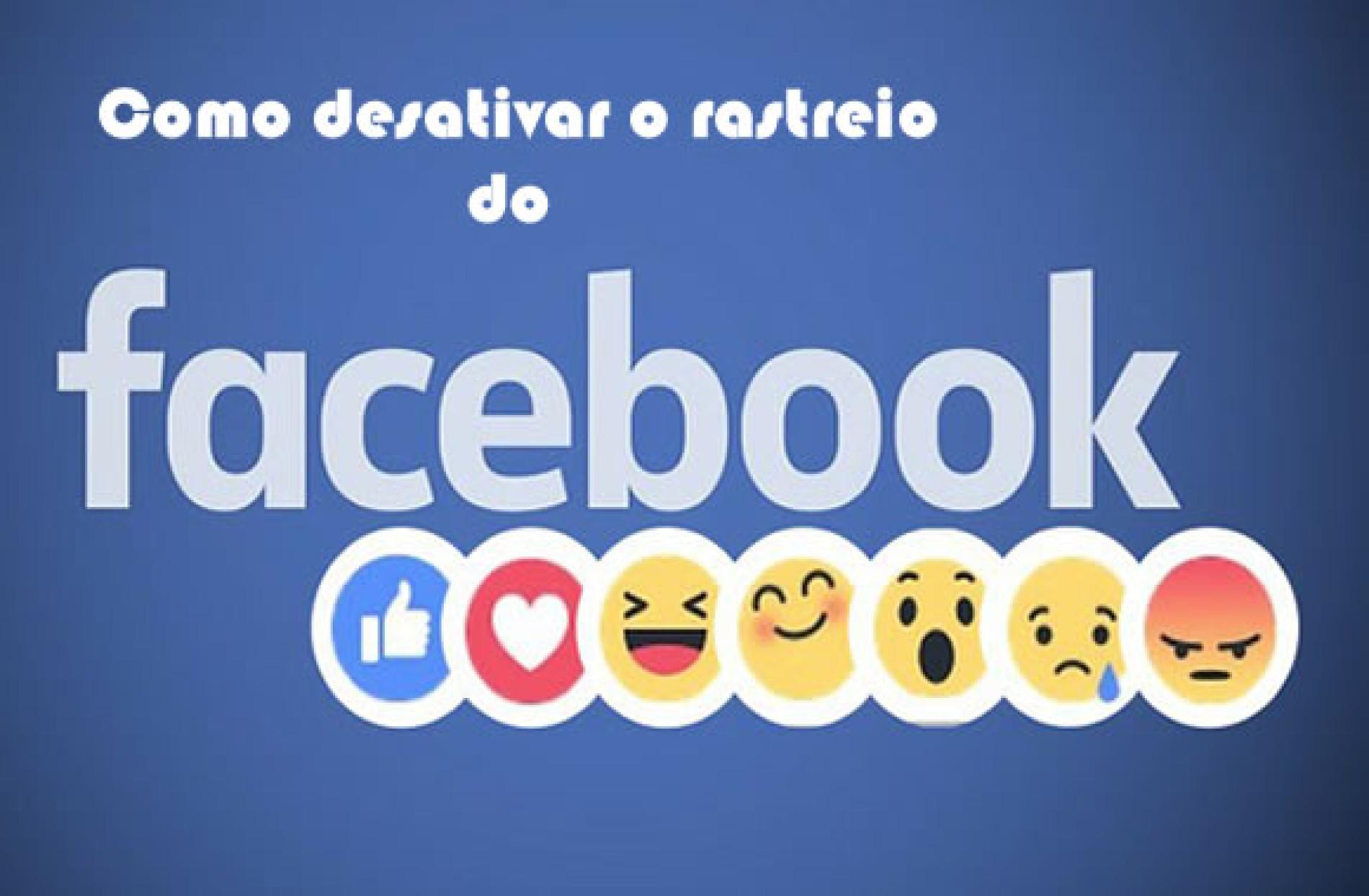 O Facebook está te rastreando, aprenda como desativar